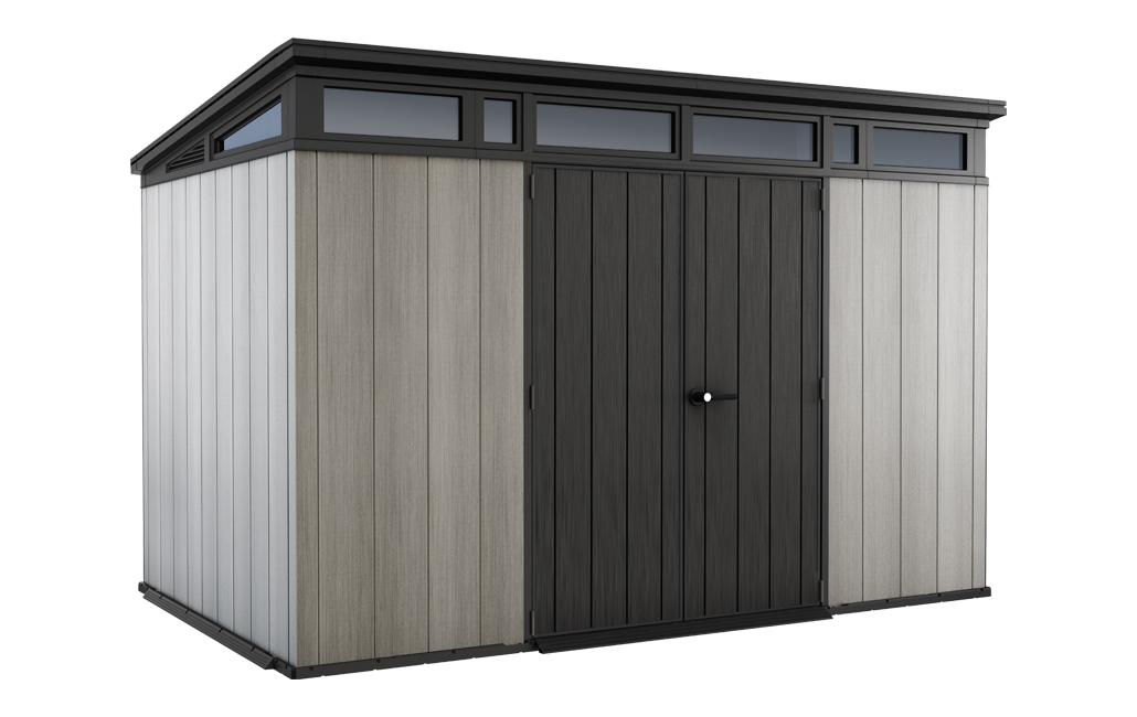 Keter Artisan 11x7 Shed Creating Amazing Spaces